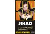 "1 x cartea ""SAS 124: Jihad"" de Gerard de Villiers"