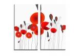 2 x tablou, 1 x set stickere auto, 100 x calendar 2012 pe folie magnetica