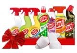 10 x set de detergenti pentru curatat Savo