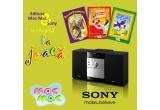 3 x carticica Mac-Mac + un CD-Player Sony