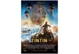 """2 x invitație dubla la filmul """"Aventurile lui TinTin(3D IMAX)"""""""