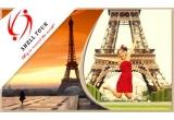 1 x excursie in doi la Paris