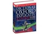 """5 x cartea """"Dictionarului Oxford explicativ ilustrat al limbii engleze"""""""