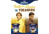 50 x 4pack-uri Cremosso Tarta cu Lamaie si/sau Tiramisu, 10 x ursulet de plus