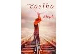 """4 x cartea """"Aleph"""" de Paolo Coelho cu autograf"""