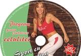 """5 DVD-uri <b><i>""""Sport cu Florentina - Program pentru Combaterea Celulitei""""</i></b><br />"""