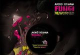 Vinyl <b>Akiko Kiyama </b>- <i><b>Fungi Reworked</b></i><br />