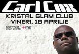 2 invitatii duble la Carl Cox in Kristal Glam Club.<br />