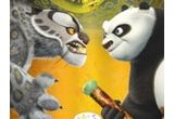 """o carte """"Kung Fu Panda-Secretul Pergamentului"""", editura Nemi"""
