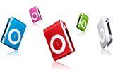 un Ipod Nano, un ipod Classic, un Ipod Shuffle