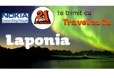 o excursie in Laponia, casa lui Mos Craciun