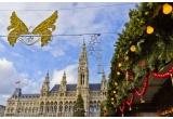 1 x excursie la Targul de Craciun de la Viena