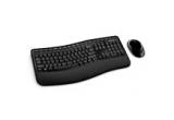 1 x set tastatura + mouse Microsoft Wireless Comfort Desktop 5000, 3 x e-bonusuri de cite 50 de LEI care pot fi folosite pentru cumparaturi de pe site-ul livius.ro