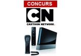 1 x consola Nintendo Wii cu Cartoon Network