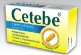 5 x 2 cutii de Cetebe C Immunity Plus