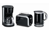 1 x set de breakfast (cafetiera + toaster + ceainic Electrolux)