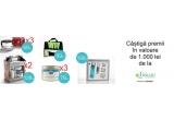 10 x set de ingrijire corporala, creme si vouchere de discount pentru toti participantii la concurs care si-au invitat cel putin 3 prieteni pe www.stilago.ro.