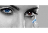 2 x pereche de lentile de contact colorate