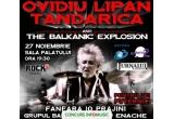 2 x invitatie dubla la concertul Ovidiu Lipan Tandarica