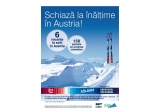 6 x vacanta la schi in Austria, 150 x pachet cu produse cosmetice