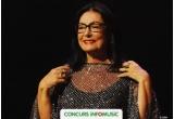 1 x invitație dubla la concertul Nana Mouskouri