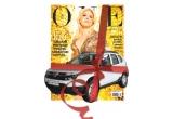 1 x autoturism Dacia DUSTER