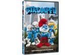 "1 x DVD cu filmul ""Strumpfii"""