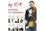 1 x pachet de 3 carti din colectia Top 10+ a editurii Polirom