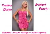 1 x rochie de la FashionQueen