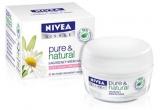 10 x crema Pure & Natural de la Nivea, 10 x card de reducere Beauty Lounge!