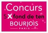 5 x fond de ten de la Bourjois