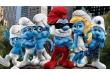 """3 x DVD """"Smurfs"""""""