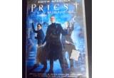"""1 x dvd """"Priest Razbunatorul"""""""