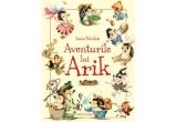 """5 x carte ilustrata cu puzzle """"Aventurile lui Arik"""""""