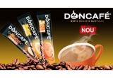 15 x premiu constand in mixuri cu gust bogat de la Doncafe