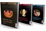 "1 x Trilogia ""Millennium"" de Stieg Larsson"