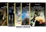 """2 x dvd-ul Discovery """"Cele mai ciudate povesti OZN din lume"""" (5 dvd-uri Discovery)"""