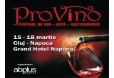 1 x 2 sticle de vin premium si kit-ul PROVINO (un pahar de degustare vinuri + un carnetel Provino + un pix Provino + un saculet Provino)