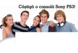 10 x consola Sony PS3 Slim 320GB + Joc FIFA 2012