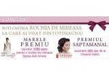 1 x rochie de mireasa Sposa dell' Amore, 4 x vouchere de 200 RON la Oksana Salon