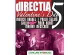 2 x invitație dubla la concertul Direcția 5