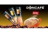 5 x premiu constand in mixuri cu gust bogat de la Doncafé