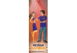 5 x kit Metaxa constand in un rucsac brandat cu Metaxa + 1 sticla de Metaxa 5 (70 cl) + un set de 6 candle holdere Metaxa