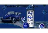 1 x autoturism Volswagen Beetle de colectie an fabricatie 1968, 100 x mini set fondue, 100 x aranjament de masa cu suporti de servetele, 30 x set perne, 70 x set NIVEA crema editie speciala de Valentine's Day