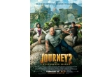 "2 x invitatie la CinemaPRO la filmul ""Journey 2: The Mysterious Island"""