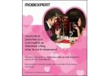 25 x cina romantica in doi in cadrul showroom-ului MOBEXPERT din Bucuresti
