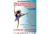 """1 x invitatie dubla la """"Gala Baletului Berlinez: Stele Internationale ale Baletului de Stat din Berlin"""""""