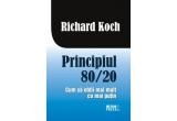 """3 x cartea """"Principiul 80/20 - Cum sa obtii mai mult cu mai putin"""""""
