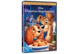 """1 x DVD-ul """"Lady and the Tramp"""""""