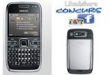 1 x telefon Nokia E72 Black